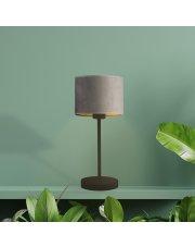 Lampa stołowa do salonu  NICEA VELUR