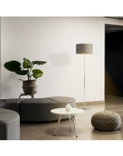 Oświetlenie podłogowe do salonu WERONA VELUR
