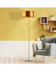 Lampa stojąca do sypialni MORONI MIRROR