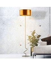 Lampa stojąca do sypialni JERSEY MIRROR