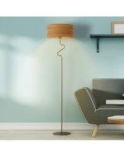 Nowoczesna lampa podłogowa MORONI ECO