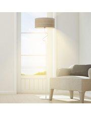 Oświetlenie podłogowe w nowoczesnym stylu MORONI ECO