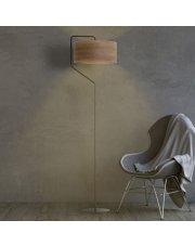 Funkcjonalna lampa stojąca do czytania TESALLIA ECO
