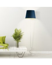 Lampa podłogowa do salonu SURAT VELUR