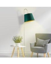 Designerskie oświetlenie podłogowe TALLIN GOLD