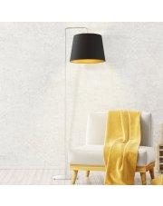 Nowoczesne oświetlenie podłogowe do pokoju dziennego RIJAD GOLD