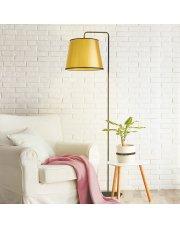 Nowoczesna lampa podłogowa RIJAD MIRROR