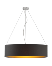 Lampa wisząca do salonu PORTO fi - 80 cm