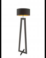 Nowoczesna lampa drewniana BALI