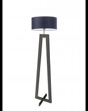 Lampa stojąca drewiana BALI