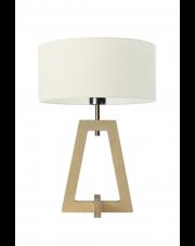 Drewniana lampa nocna CLIO