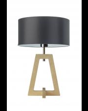 Drewniana lampka biurkowa CLIO