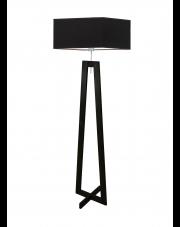 Lampa drewniana podłogowa JAWA