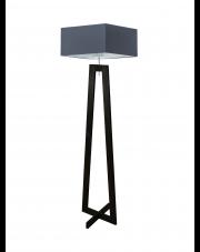 Lampa drewniana stojąca JAWA