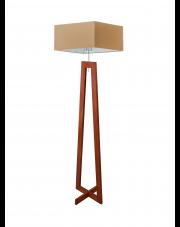 Nowoczesna lampa drewniana JAWA