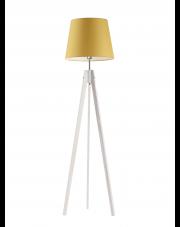 Drewniana lampa do salonu ARUBA