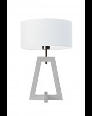 Drewniana lampka CLIO na stolik nocny