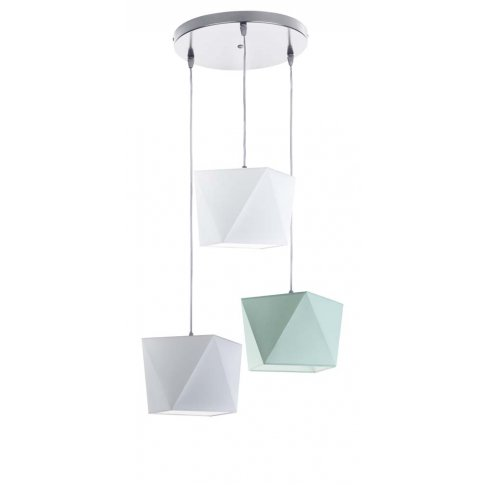 Dziecięca lampa sufitowa MAJORKA , Lampy wiszące, Lampy