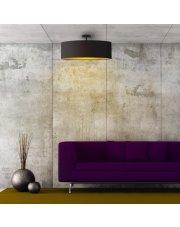 Żyrandol sufitowy WENECJA GOLD fi - 50 cm