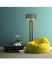 Nowoczesna lampa podłogowa z włącznikiem nożnym KALIFORNIA