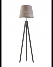 Lampa podłogowa drewniana ARUBA