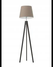 Lampa podłogowa z drewna ARUBA
