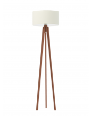 Nowoczesna lampa z drewna MIAMI