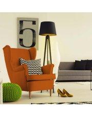 Nowoczesna lampa podłogowa CURACAO GOLD