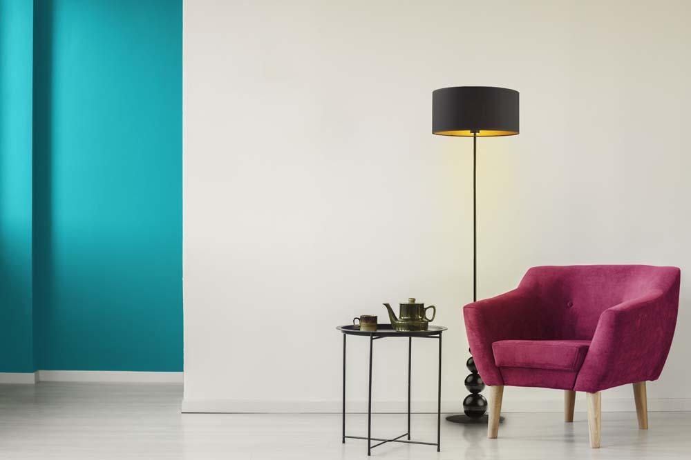 ROMA GOLD põrandalugemislamp