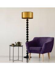 Nowoczesna lampa podłogowa do pokoju GIZA MIRROR
