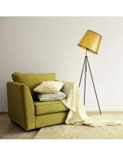Lampa podłogowa na trzech nogach OSLO MIRROR