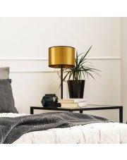 Lampka na stolik do sypialni NICEA MIRROR