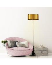 Lampa stojąca do salonu ROMA MIRROR