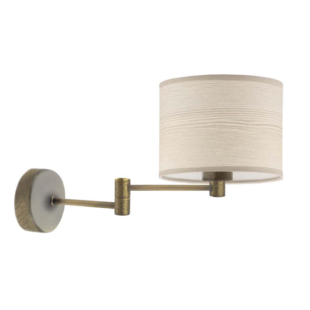 BRAGE ECO spooni lambivarjuga seinalamp