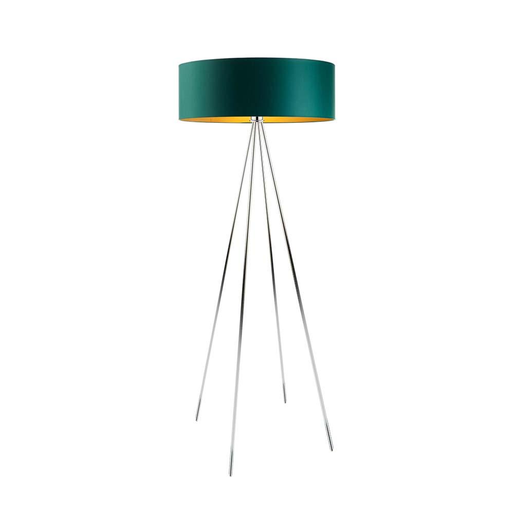 IBIZA GOLD põrandalugemislamp