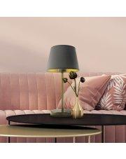 Lampka na stolik nocny SIENA GOLD