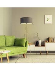 Nowoczesna lampa do salonu z włącznikiem nożnym SEWILLA