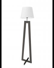 Drewniana lampa podłogowa KOS