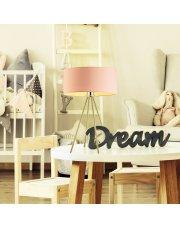 Nowoczesna lampka nocna dla dziecka SIERRA