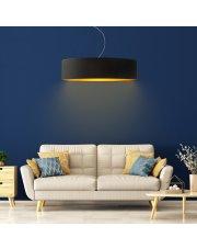 Lampa wisząca PORTO GOLD fi - 100 cm