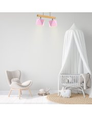 Nowoczesny plafon do pokoju dziecka ASTIR