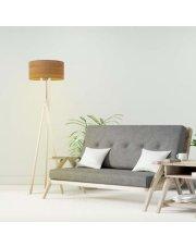 Lampa podłogowa w stylu skandynawskim ELX ECO