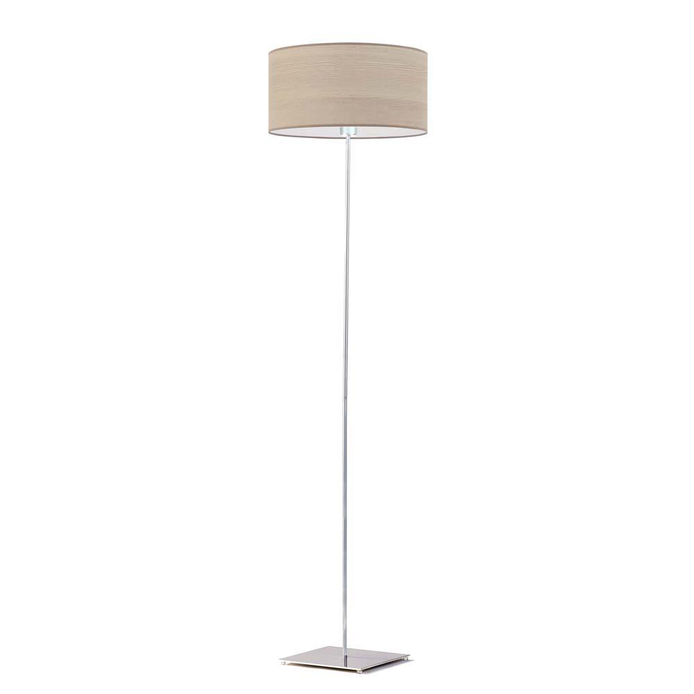 Põrandalamp SOFIA ECO silindrikujulise lambivarj..
