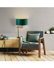 Lampka na stolik do pokoju ALASKA GOLD