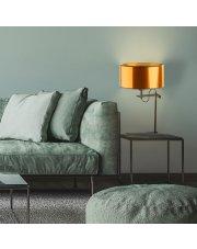Minimalistyczna lampa stołowa ALASKA MIRROR