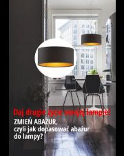 Daj drugie życie swojej lampie! ZMIEŃ ABAŻUR, czyli jak dopasować abażur do lampy?