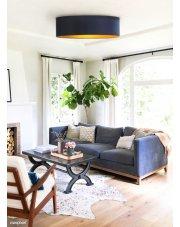 Minimalistyczne żyrandole i lampy do salonu